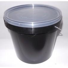 16L Black Bucket